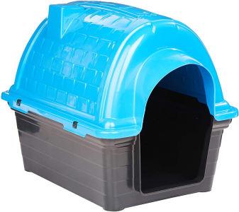 Confira ➤ Casinha Plástica Furacão Pet Iglu N.1.0 Azul Furacão Pet para Cães ❤️ Preço em Promoção ou Cupom Promocional de Desconto da Oferta Pode Expirar No Site Oficial ⭐ Comprar Barato é Aqui!