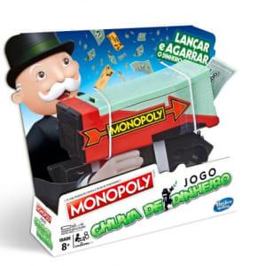 Monopoly Cash & Grab, Jogos, Multicor
