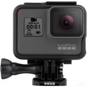 Câmera Digital GoPro Hero 2018 CHDHB-501-RW Preto - Resolução de 10 Megapixels, Gravação em 1080p, À Prova d'água