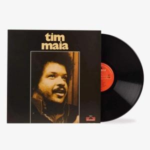 Tim Maia - Tima Maia (1972) - LP [Disco de Vinil]