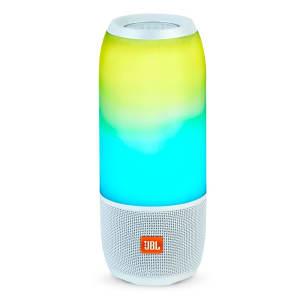 Caixa de Som Portátil JBL Pulse 3 à Prova D'água com Conexão Bluetooth