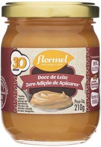 Doce De Leite Cremoso Zero Flormel 210g