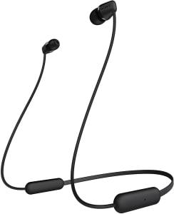 Sony Fone De Ouvido Bluetooth Wi-C200/B Preto