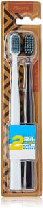 Kit 2 Unid Escovas Dentais Ultra Soft, 9116, Klin, Cores Sortidas