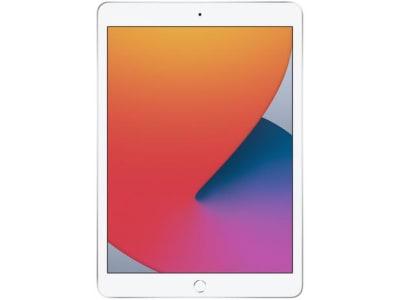 "iPad Tela 10,2"" 8ª Geração Apple Wi-Fi 32GB - Prateado - Magazine Ofertaesperta"
