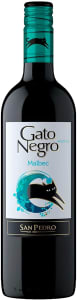 Vinho Tinto Gato Negro Malbec 750ml