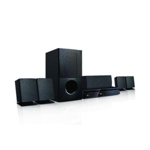 Home Theater DVD Player Full HD LG LHD625 - 1000W 5.1 Canais HDMI USB