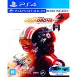 [Pré-venda] Game Star Wars Squadrons Br - PS4