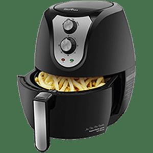 Fritadeira Sem Óleo Britânia Air Fry Pro Saúde 3,2L 1400w