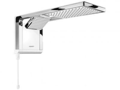 Chuveiro Eletrônico Lorenzetti Ultra Aqua Duo - 5500W Temperatura Gradual com Chave Seletora - Magazine Ofertaesperta