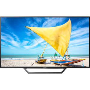 "Smart TV LED 40"" Full-HD Sony KDL-40W655D 2 HDMI 2 USB Wi-Fi 60Hz"