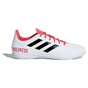1e5b270a21 Chuteira Futsal Adidas Predator 18.4 IN Masculina - Preto e Branco