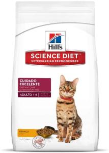 Ração Hill's Science Diet para Gatos Adultos - 1,5kg