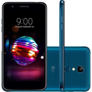 "Smartphone LG K11+ 32GB  Dual Chip Android 7.0 Tela 5.3"" Octa Core 1.5 Ghz 4G Câmera 13MP - Azul"
