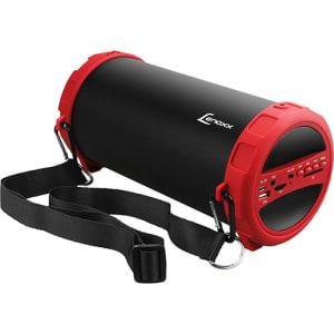Som Portátil Bt520 Speaker Boom System Com Bluetooth e Rádio Fm - Lenoxx