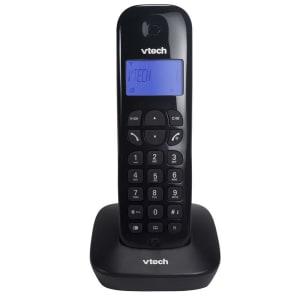 Telefone Digital Sem Fio Vtech VT680 com Identificador de Chamadas e Visor - Preto