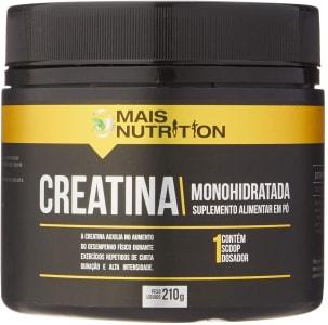 Mais Nutrition Creatina Monohidratada 210g