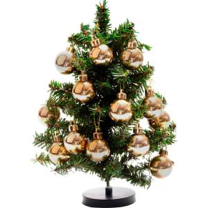 Árvore de Mesa 30cm com Bolas para Decorar - Orb Christmas.
