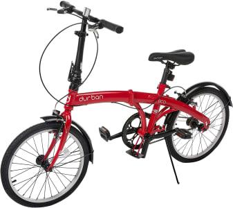 Bicicleta Eco Dobravel, Aro 20, 1 velocidade, Durban
