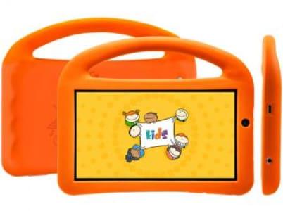 "Tablet DL Creative Kids 8GB 7"" Wi-Fi - Android 7 Nougat Proc. Quad Core - Magazine Ofertaesperta"