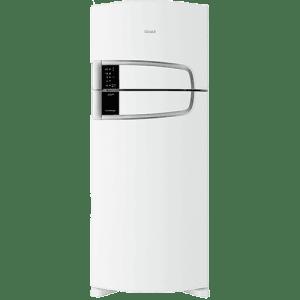 Oferta ➤ Geladeira/Refrigerador Consul 2 Portas CRM51 Frost Free Bem Estar 405 Litros – Branco   . Veja essa promoção