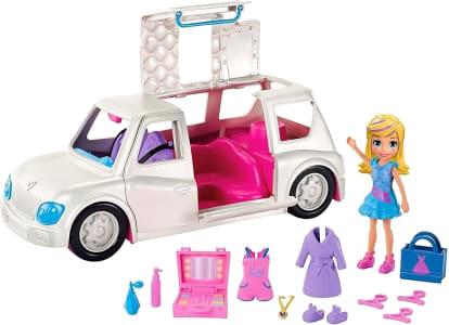 Confira ➤ Polly Pocket! Limousine Fashion Gdm19 Mattel Colorido ❤️ Preço em Promoção ou Cupom Promocional de Desconto da Oferta Pode Expirar No Site Oficial ⭐ Comprar Barato é Aqui!