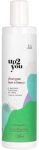 Shampoo Leve e Fresco Up2You Cosmetics 320 ml