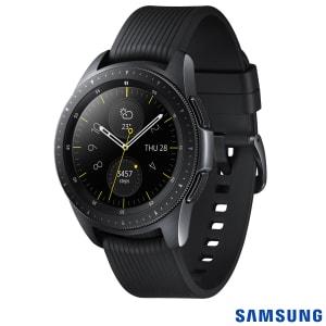 "Smartwatch Galaxy Watch LTE 42mm Samsung com 1,2"""