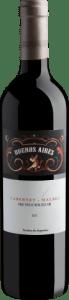 Vinho Buenos Aires Cabernet-Malbec 2017