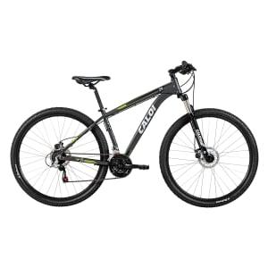 Bicicleta Caloi Aro 29 - 21 Marchas Mountain Bike Cinza