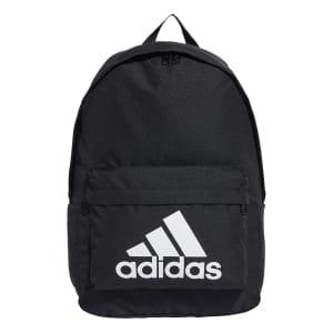 Mochila Adidas Classic - Preto e Branco