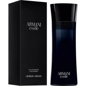 Perfume Giorgio Armani Armani Code EDT Masculino - 200ml