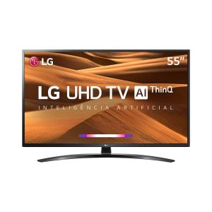 Oferta ➤ Smart TV LED 55 LG UM7470 Ultra HD 4K HDR Ativo, DTS Virtual X, Inteligência Artificial, ThinQ AI, WebOS 4.5   . Veja essa promoção