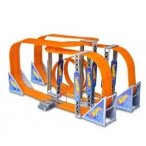 Pista de Corrida e Veículos - 1300Cm - Hot Wheels - Zero Gravity - Multikids - Magazine Ofertaesperta