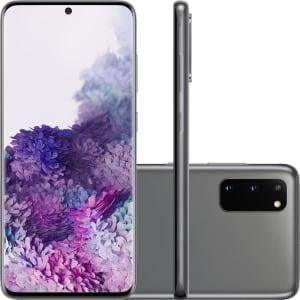 Smartphone Samsung Galaxy S20 - Cosmic Gray