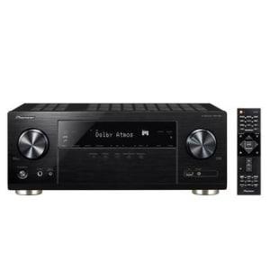 Receiver Pionner VSX-932 7.2 Canais 1155W Bluetooth Preto