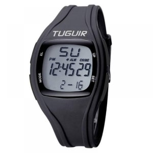 Relógio Tuguir Digital TG1602 Masculino - Preto