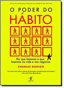 O Poder do Hábito - Capa Comum