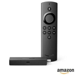 Fire TV Stick Lite com Controle Remoto Lite por Voz com Alexa (2020) - Amazon