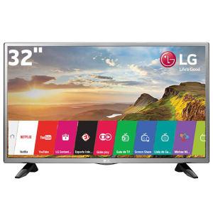 Oferta ➤ Smart TV LED 32 HD LG 32LH570B com Painel IPS, Wi-Fi, Miracast, WiDi, Entradas HDMI e Entrada USB   . Veja essa promoção