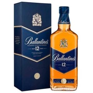Whisky Ballantine's 12 Anos 750ml