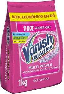 Confira ➤ Tira Manchas em Pó Vanish Oxi Action Pink – 1kg ❤️ Preço em Promoção ou Cupom Promocional de Desconto da Oferta Pode Expirar No Site Oficial ⭐ Comprar Barato é Aqui!