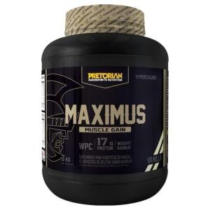 Hipercalórico Maximus Muscle Gain Pretorian 3 kg