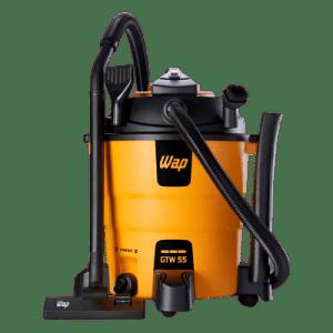 Aspirador/Soprador de Água e Pó Wap GTW 55L 110V