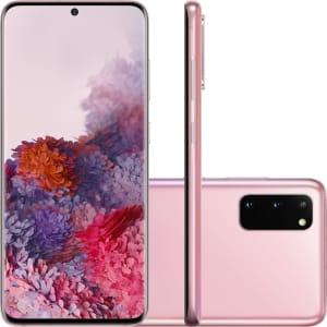 Smartphone Samsung Galaxy S20 - Cloud Pink