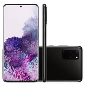 Confira ➤ Smartphone Samsung Galaxy S20 Plus 128GB Dual Chip 8GB RAM 4G Tela Infinita de 6.7 – Cosmic Black ❤️ Preço em Promoção ou Cupom Promocional de Desconto da Oferta Pode Expirar No Site Oficial ⭐ Comprar Barato é Aqui!