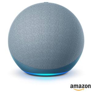 Smart Speaker Echo 4ª Geração Som Premium com Alexa - Amazon