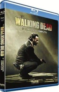 Blu-Ray The Walking Dead - 5 Temporada