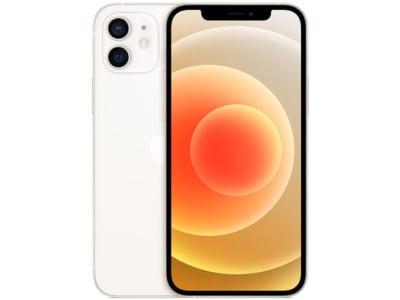 "iPhone 12 Apple 256GB Branco Tela 6,1"" - Câm. Dupla 12MP iOS - Magazine Ofertaesperta"