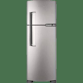 Geladeira / Refrigerador Brastemp Frost Free Clean BRM39 352 Litros Evox - Platinum